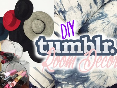 DIY Tumblr Room Decor && Giveaway