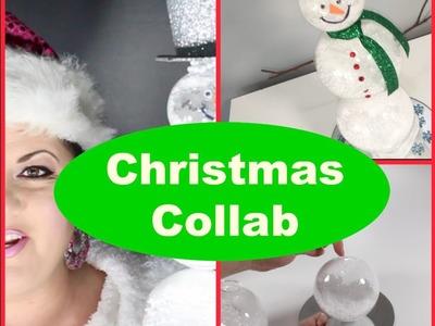 DOLLAR STORE CHRISTMAS HOME DECOR COLLAB