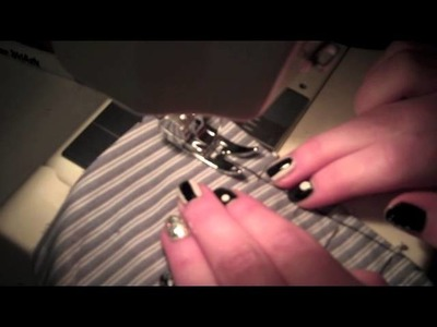 Sewing Darts Tutorial (Regular and Double Pointed)