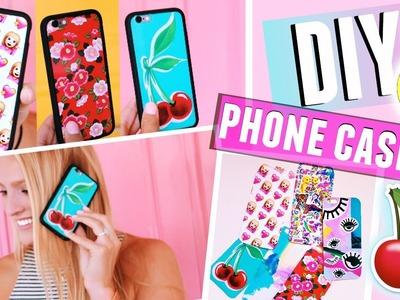 DIY iPhone Cases ♡