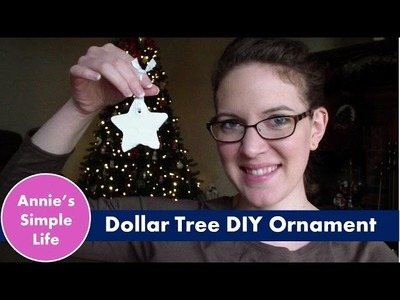 Dollar Tree Ornament - DIY Essential Oil Diffuser