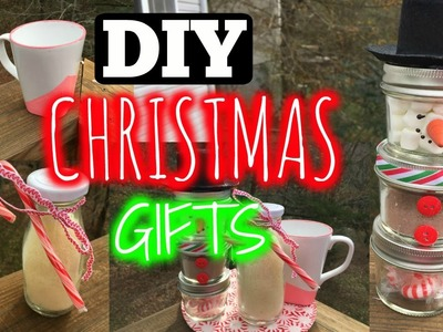 EASY DIY CHRISTMAS GIFTS THAT DONT SUCK