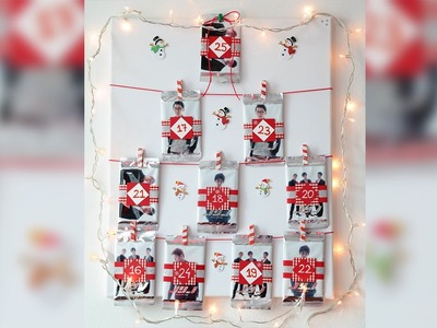 Kpop DIY - JYJ Christmas Advent Calendar