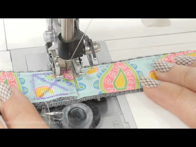 Sewing Tutorial - How to Sew a Dog Leash With Treat Bag