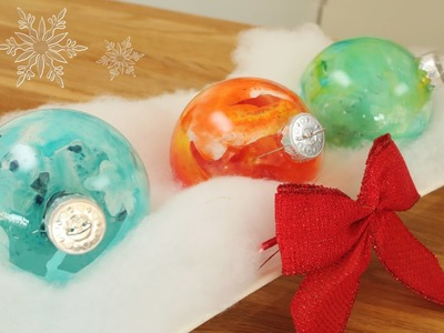 DIY Holiday Ornaments!   Kids Outside The Box