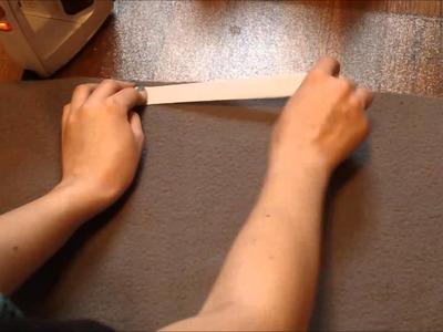 DIY No-Sew Snuggle Sack (SillyPiggie123)