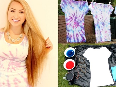 DIY - Tie Dye Shirts   karyn cole♡