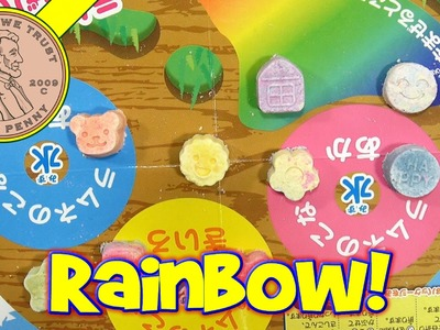 Ramune Rainbow Candy Making DIY Japanese Kit - Meigum