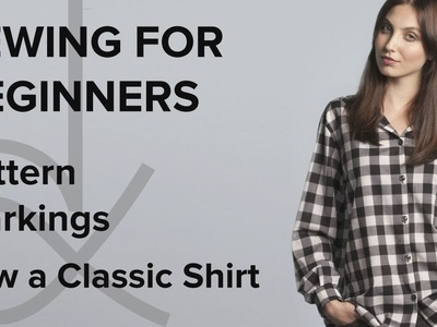 Sewing for Beginners, How to Sew a Shirt, Part 2