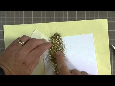 Christmas Cards ideas using Stick it Die-Cut Adhesive