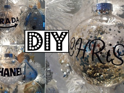 DIY Christmas Home Decor Ornaments - christymel