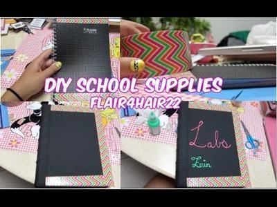 DIY: School Supplies
