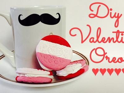 DIY Valentine Oreo Charms