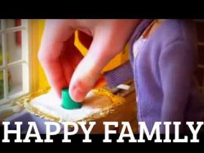 Happy Family Show CHRISTMAS Vlog 4 Grandma's Kitchen 1