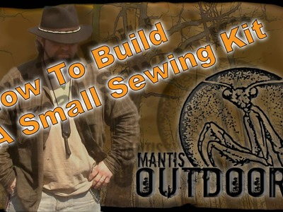 How To Build A Small Sewing Kit