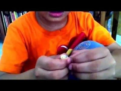 Rainbow Loom : Cara Membuat Cincin