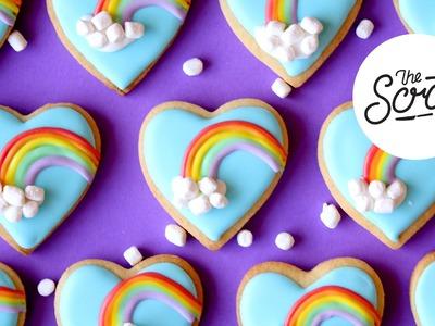RAINBOW LOVE COOKIES - The Scran Line