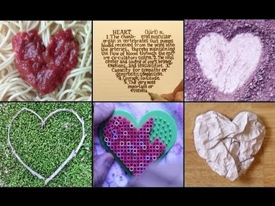 100 Hearts: A Time Lapse Challenge