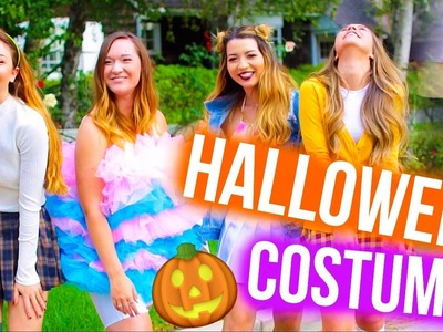 25 Last Minute DIY Halloween Costumes! | Meredith Foster