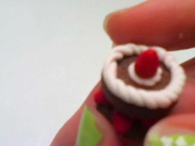 Christmas Clay Tutorial: Holiday Tart