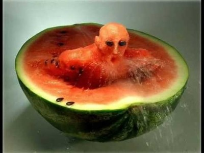 Crazy Food Art
