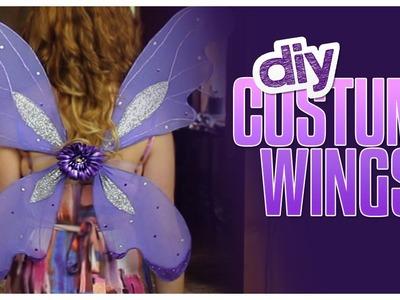 DIY Costume Wings - Do It, Gurl