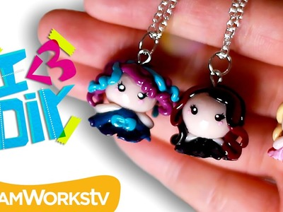 Ever After High Polymer Clay Charms with Puddingfishcakes | I ♥ DIY