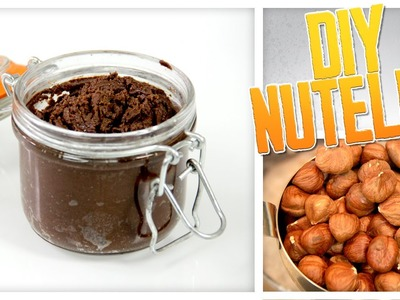 Homemade Nutella - Do It, Gurl