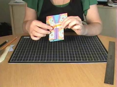 How to Make a Kimono Card