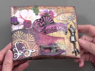 Metal Stickers - Paper Wishes Weekly Webisodes
