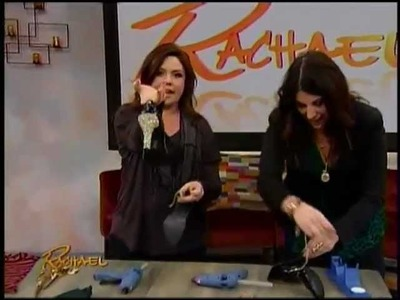 P.S.- I made this. with Rachael Ray