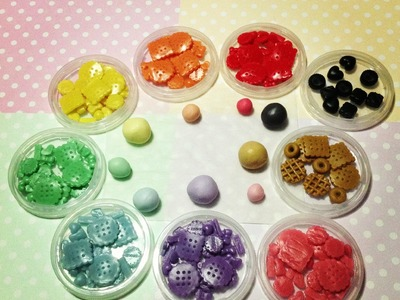 Review: Cold Porcelain Clay and Colour