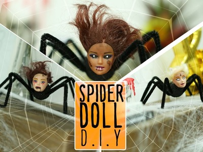 Spider Dolls ♥ DIY