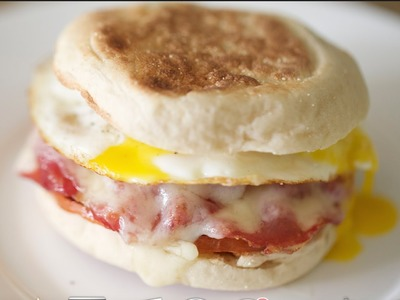 The Breakfast Sandwich Take 2   Byron Talbott