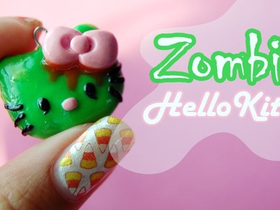 Tutorial: Zombie Hello Kitty charm
