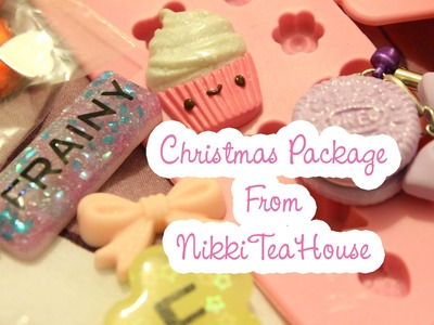Christmas Package from NikkiTeaHouse