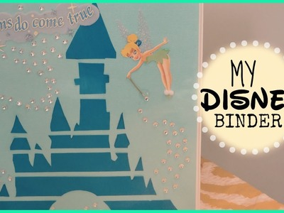 Disney Binder Cover ºoº DIY