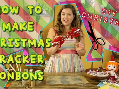 How to make Christmas Crackers (Xmas Bonbons) - Beetle Bottoms DIY Christmas (an excuse to shine)