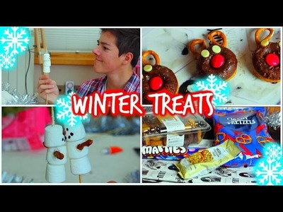 DIY HOLIDAY TREATS | CHRISTMAS 2015