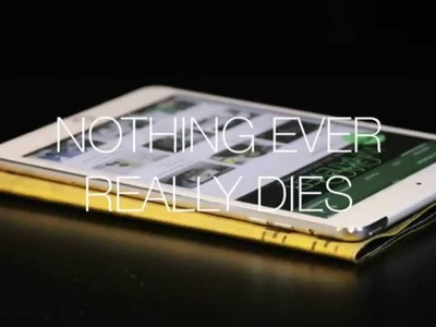 ⇒ From Liferaft to iPad Sleeve DIY