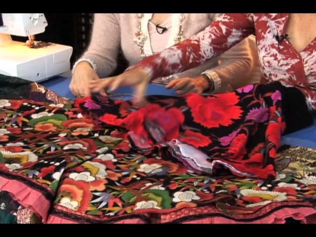 Power Sewing WebTV Preview Episode 80: Circle Skirt