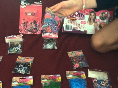 Rainbow Loom bands Review