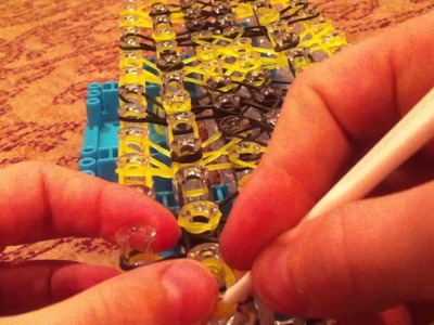 Rainbow Loom - Double Starburst (How to)