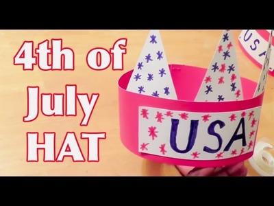4th of July Preschool Craft - LittleStoryBug