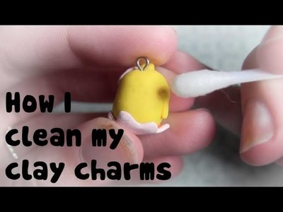 Back To Basics ● How to Clean Charms