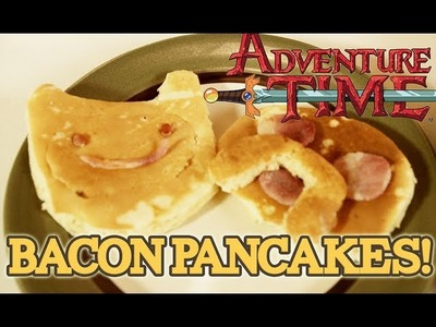 BACON PANCAKES, Adventure Time S2 Ep12