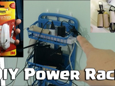 DIY Power Rack - For Aquarium & Desktop
