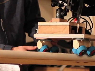DIY Time-lapse Dolly w. Joshua VP
