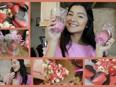 DIY Valentine's Day Treats & Gifts! ♡