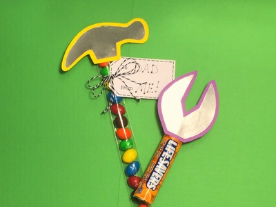 Father's Day Candy Tool Treats